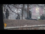 В Киеве БИО-РОБОТЫ - снайперы стреляют НЕВИННЫХ ЛЮДЕЙ