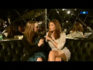 Gemma Arterton & Saiorse Ronan - Byzantium Interview